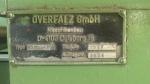 Ремонт станка для цветной печати салфеток Overfalz